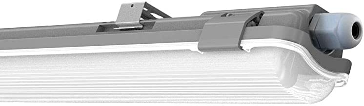 V-TAC VT-1239 VT-6028 1X10W LED WP LAMP fitting (60CM) met buis kleurcode: 4000K IP65, kunststof+ABS, 10W, 6500K, 36W-120cm
