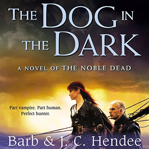 The Dog in the Dark audiobook cover art