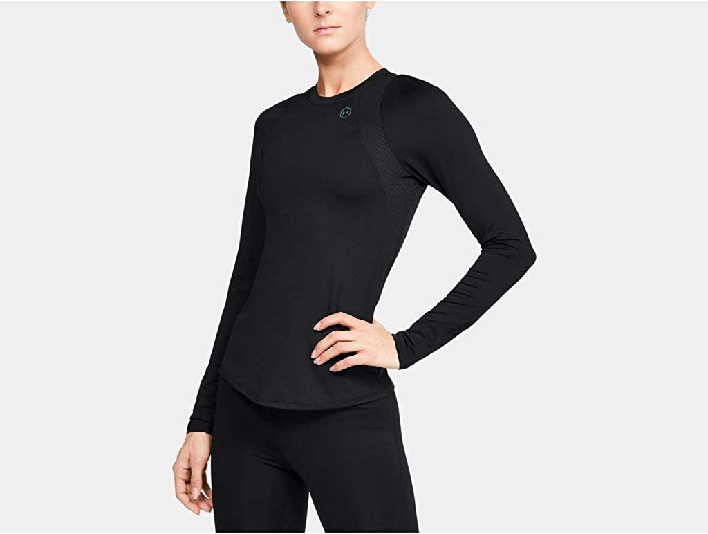 Under Armour Women's Rush Daily bargain sale Workout Long Sleeve Translated T-Shirt