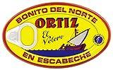 Ortiz El Velero - Bonito del Norte en Escabeche - Atún blanco - 112 g