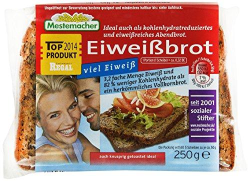 Mestemacher Eiweißbrot, 9er Pack (9 x 250 g)