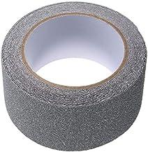 ExcLent 5 cm x 5 m klej antypoślizgowy naklejka bezpieczeństwo podłogi bez taśmy Skid Tape - szary