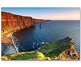 Paul Sinus Art Cliffs of Moher - Sonnenuntergangsstimmung -