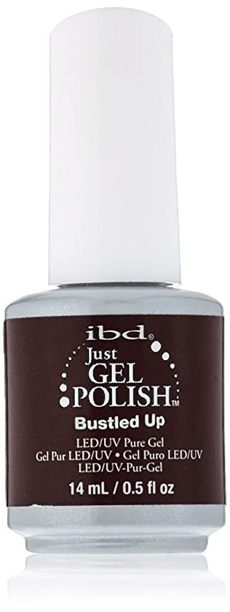 土山器用ibd Just Gel Nail Polish - Bustled Up - 14ml / 0.5oz