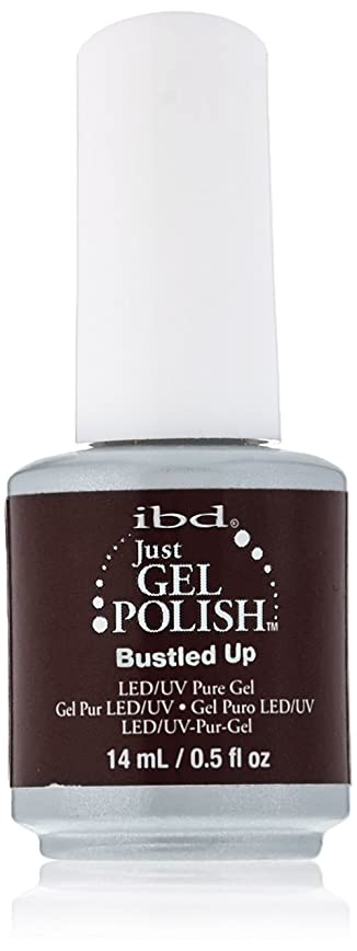 モニカ上回るイタリックibd Just Gel Nail Polish - Bustled Up - 14ml / 0.5oz