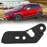 ZIHAN Feil Store Auto-Front-Fahrer-Seitensitz-Schirm-Panel schwarz fit für die Dodge-Reise 11-20...