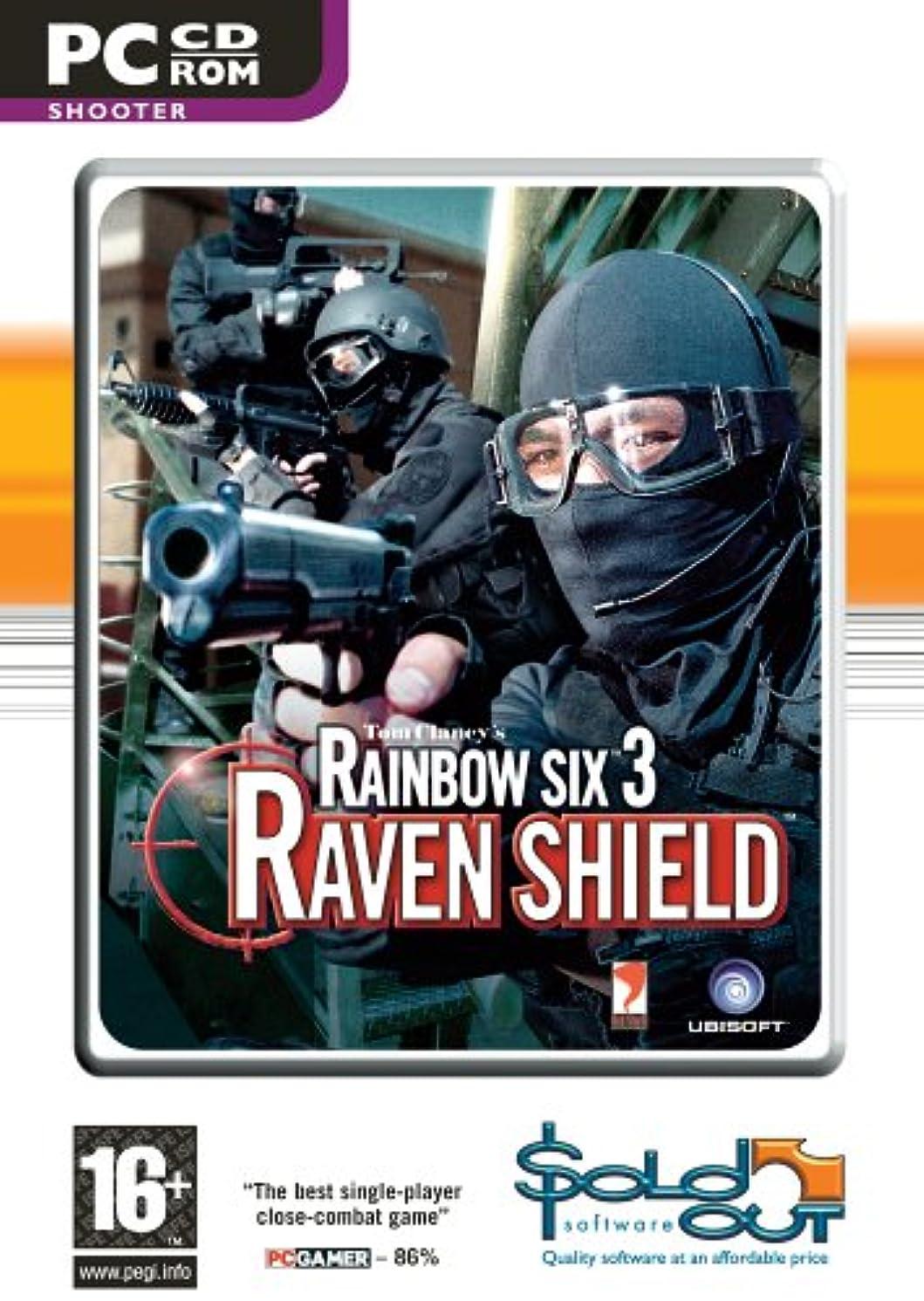 代理店メルボルン残基Tom Clancy's Rainbow Six 3: Raven Shield (PC) (輸入版)
