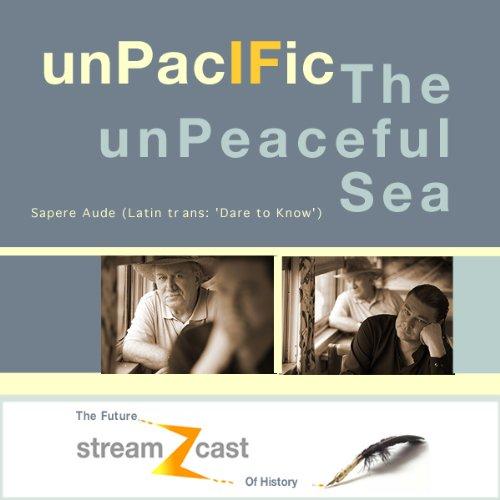 unPacIFic - War in the Peaceful Sea audiobook cover art