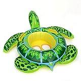 kangbaby Kinder Boot Doppelgriff Sitzring Schwimmring Großes Tier Luftbett Tier Schwimmring