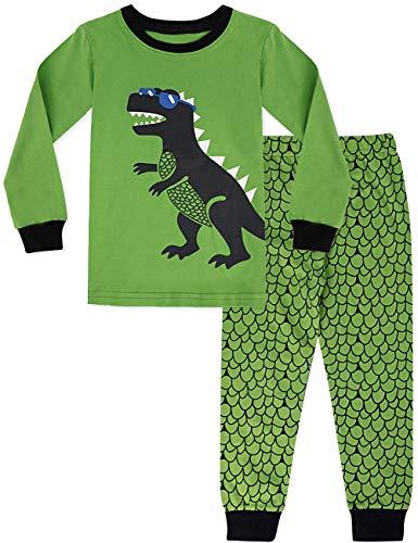 MOMBEBE COSLAND Conjunto de Pijama para Niños de Manga Larga