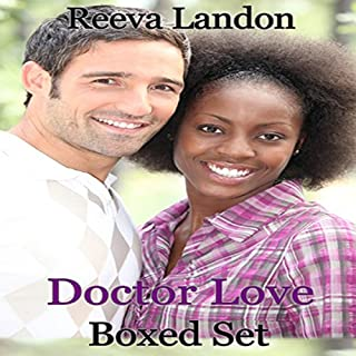 Doctor Love, 3 Book Boxed Set cover art