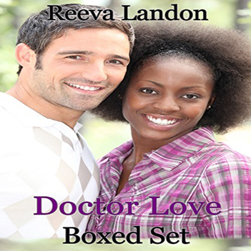 Doctor Love, 3 Book Boxed Set audiobook cover art