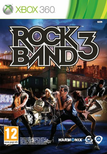 Microsoft Rock Band 3 - Game Only (Xbox 360) [Import UK]