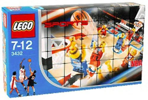 LEGO SPORTS Basketball 3432 - Basketballstadion