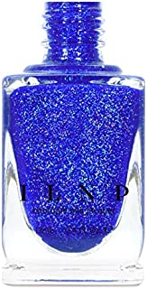 ILNP Good Vibes - Vivid Cobalt Blue Holographic Sheer Jelly Nail Polish