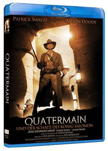 Quatermain und der Schatz des König Salomon [Blu-ray]