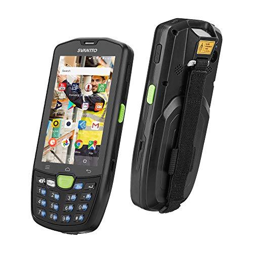 【Android 9.0】 Scanner di codici a barre QR 2D Honeywell 1D, WiFi, 4G, laptop LTE, CPU Qualcomm, 4000mAh, POS palmare Android IP67 robusto per magazzino, logistica, vendita al dettaglio