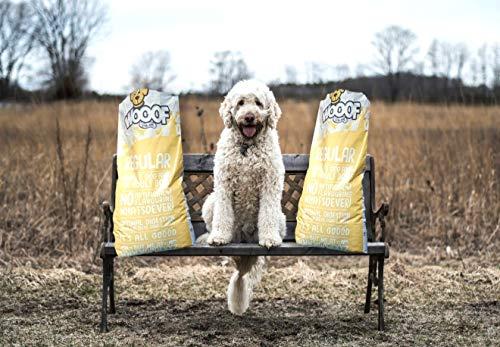 WOOOF Regular 30kg kaltgepresstes Hundefutter mit Rind, natürliche Zutaten, hoher Fleischanteil, leicht verdaulich, ohne Weizengluten, Trockenfutter - 3