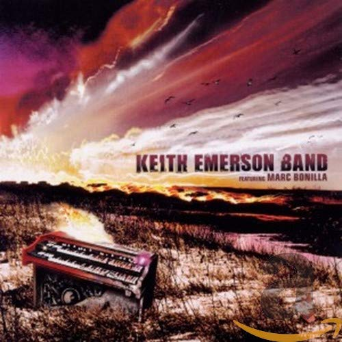Emerson,Keith: 2in1-Keith Emerson Band & Moscow (Audio CD)
