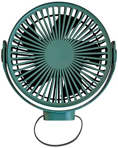 Mini Aire Acondicionado Portátil, Mini ventilador de techo, ventilador de tiendas al aire libre de escritorio USB USB recargable FANTTH GEAS WIND, para oficina en casa ,Ventilador de Enfriamiento