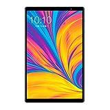 TECLAST Tablette Tactile P10HD, Tablette Android 9.0 de 10.1 Pouces 1920×1200 IPS 3Go RAM 32Go ROM Processeur SC9863A 8 Core Réseau & Appels Bluetooth 5.0 GPS Support TF Extension (128 Go) 6000mAh