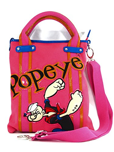 Disney Borsa in tela Popey - Walt Fuxia