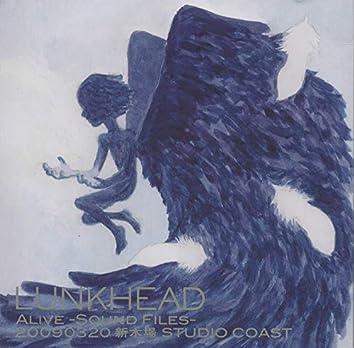 ALIVE ‐SOUND FILES‐ ~20090320新木場STUDIO COAST~