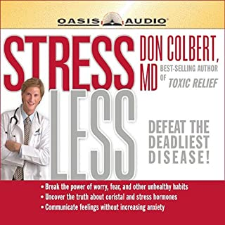 Stress Less cover art