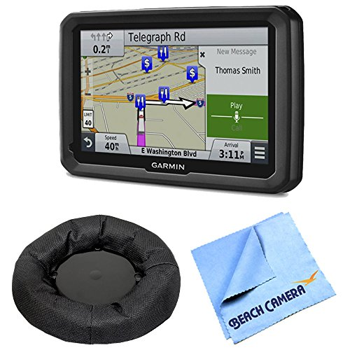 Garmin dezl 770LMTHD 7' GPS with Lifetime Map and Traffic Updates Universal GPS Navigation...