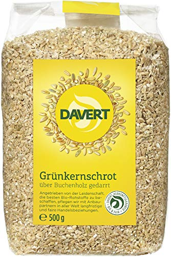 Davert Bio Grünkernschrot 500g (1 x 500 gr)