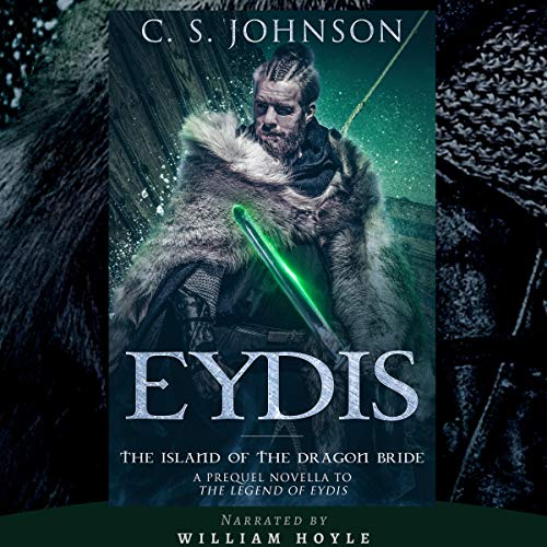 Page de couverture de Eydis: The Island of the Dragon Bride