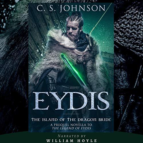 Eydis: The Island of the Dragon Bride cover art