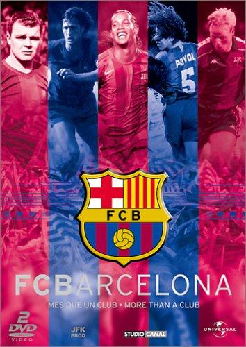 Fc Barcelona: More Than a Club [Alemania] [DVD]