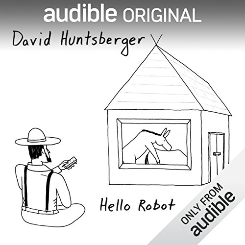 Hello Robot audiobook cover art