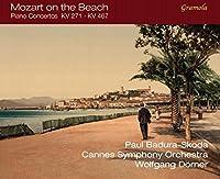 Mozart: on the Beach