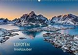 Lofoten Inselzauber (Wandkalender 2020 DIN A2 quer): Lofoten faszinierende Inseln am Polarkreis. (Monatskalender, 14 Seiten ) (CALVENDO Orte) - Jenny Sturm