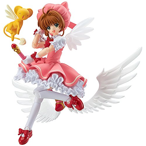 Max Factory Cardcaptor Sakura: Sakura Kinomoto Figma Figure