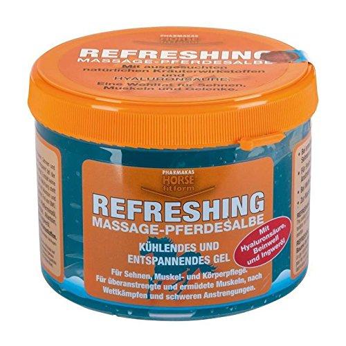 PFIFF Kühlgel Refreshing Massage-Pferdesalbe, 500