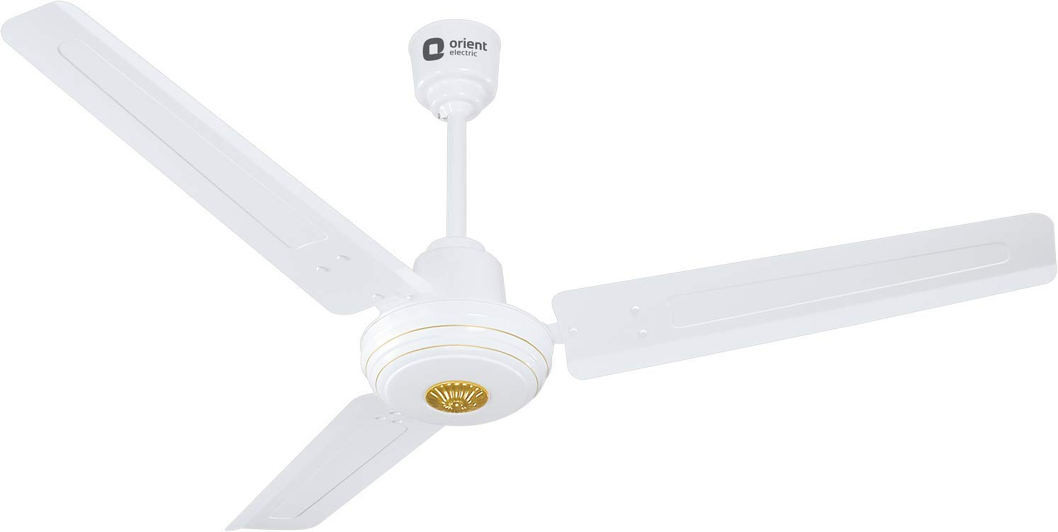 Buy Orient Electric Summer Cool 1200mm Ceiling Fan White Online At Low Prices In India Amazon In