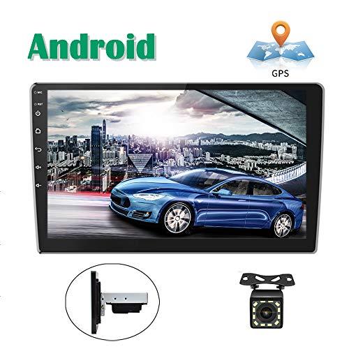 Android Autoradio GPS CAMECHO Écran Tactile Complet 10 Pouces Bluetooth WiFi Récepteur FM...