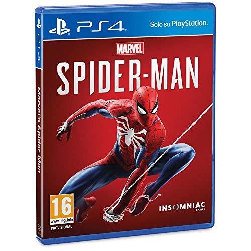 Marvel's Spider-Man - PlayStation 4