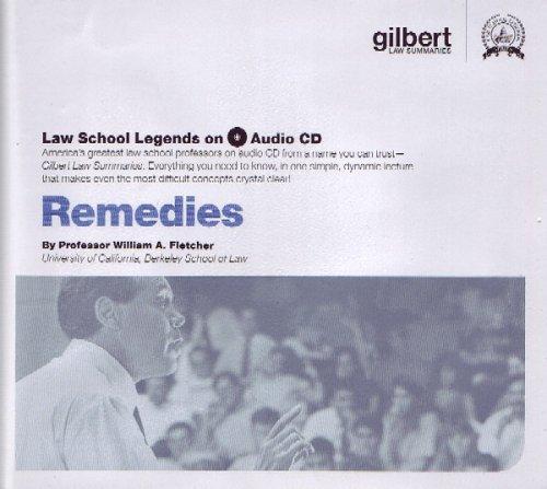 Law School Legends Audio on Remedies (Law School Legends Audio Series)