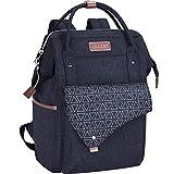 KROSER Rucksack Damen für Schule Laptop Rucksack 15,6 Zoll(39,6cm) Schulrucksack Stylischer...