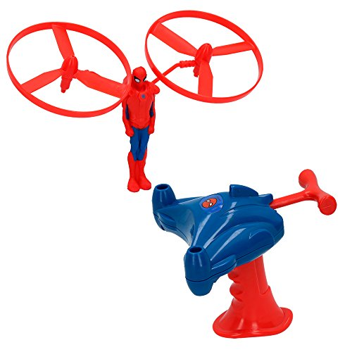 Eolo - Helix Flyer Spiderman launcher (ColorBaby 43931)