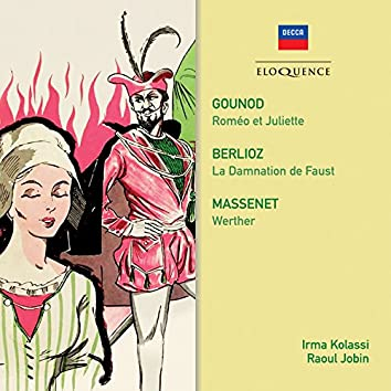 Gounod, Berlioz, Massenet: Arias & Duets
