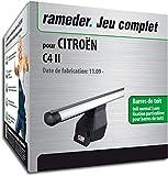 Rameder Pack Barres de Toit Tema pour CITROËN C4 II (118793-09006-1-FR)