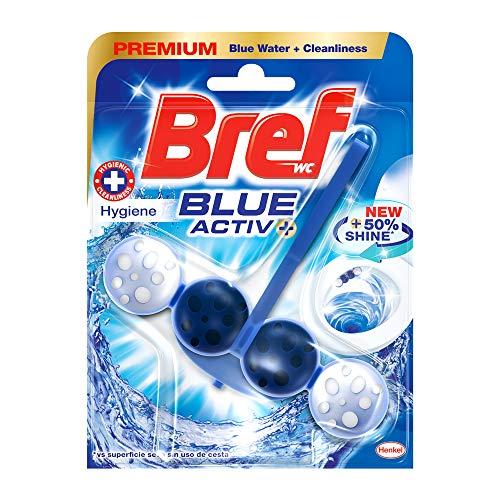 Bref Blue Activ Higiene – 50 ml Limpiador para inodoro