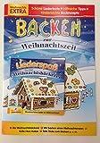 Liederspaß in der Weihnachtsbäckerei + Backen zur Weihnachtszeit CD Liedertexte plus Rezepte