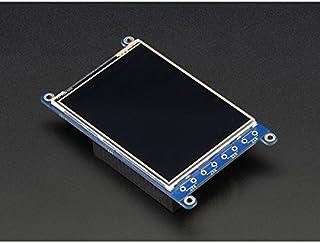 Adafruit PiTFT Plus TFT + Resistive Touchscreen 【2616】