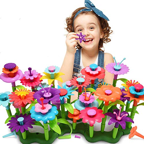 ATOPDREAM Geschenk Mädchen 3-6 Jahre, Kinder Gartenspielzeug Spielzeug ab 3-6 Jahre Mädchen Outdoor Spiele...
